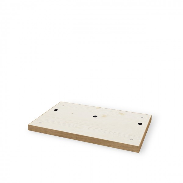 Bodenplatte 3-Achsen