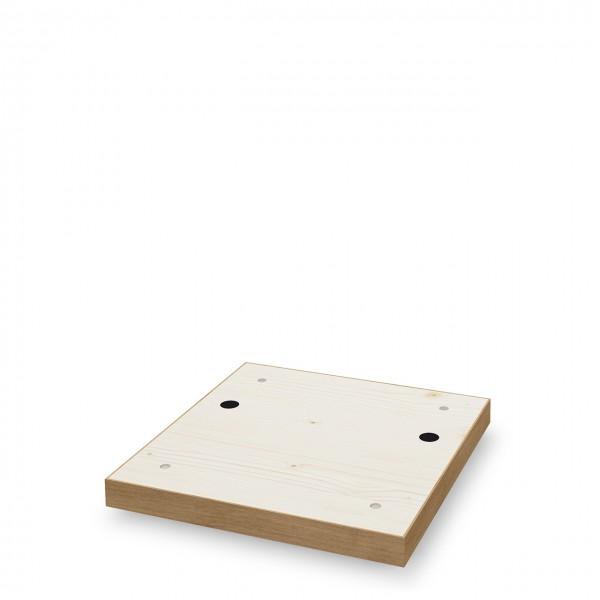 Bodenplatte Standard